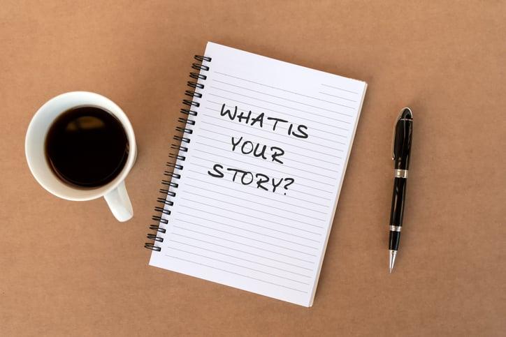Merkstrategie brand story